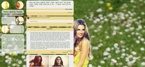 My first 2 Tumblr Themes