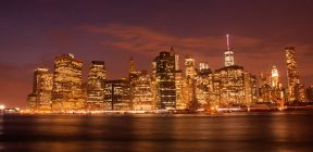 New York City (4) – by night