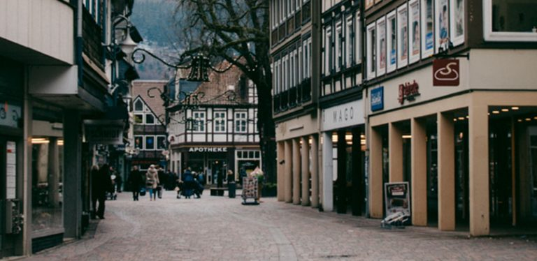 Winter in Goslar