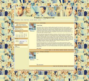 Livejournal CSS Layouts